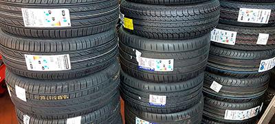 La scelta degli pneumatici: come e quando